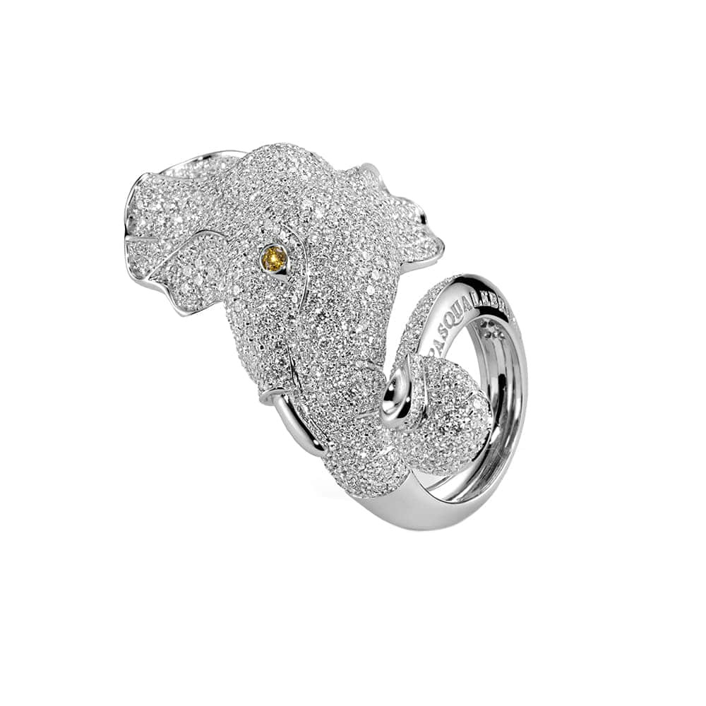 Кольцо Talismano d'Africa Pasquale Bruni 12992B