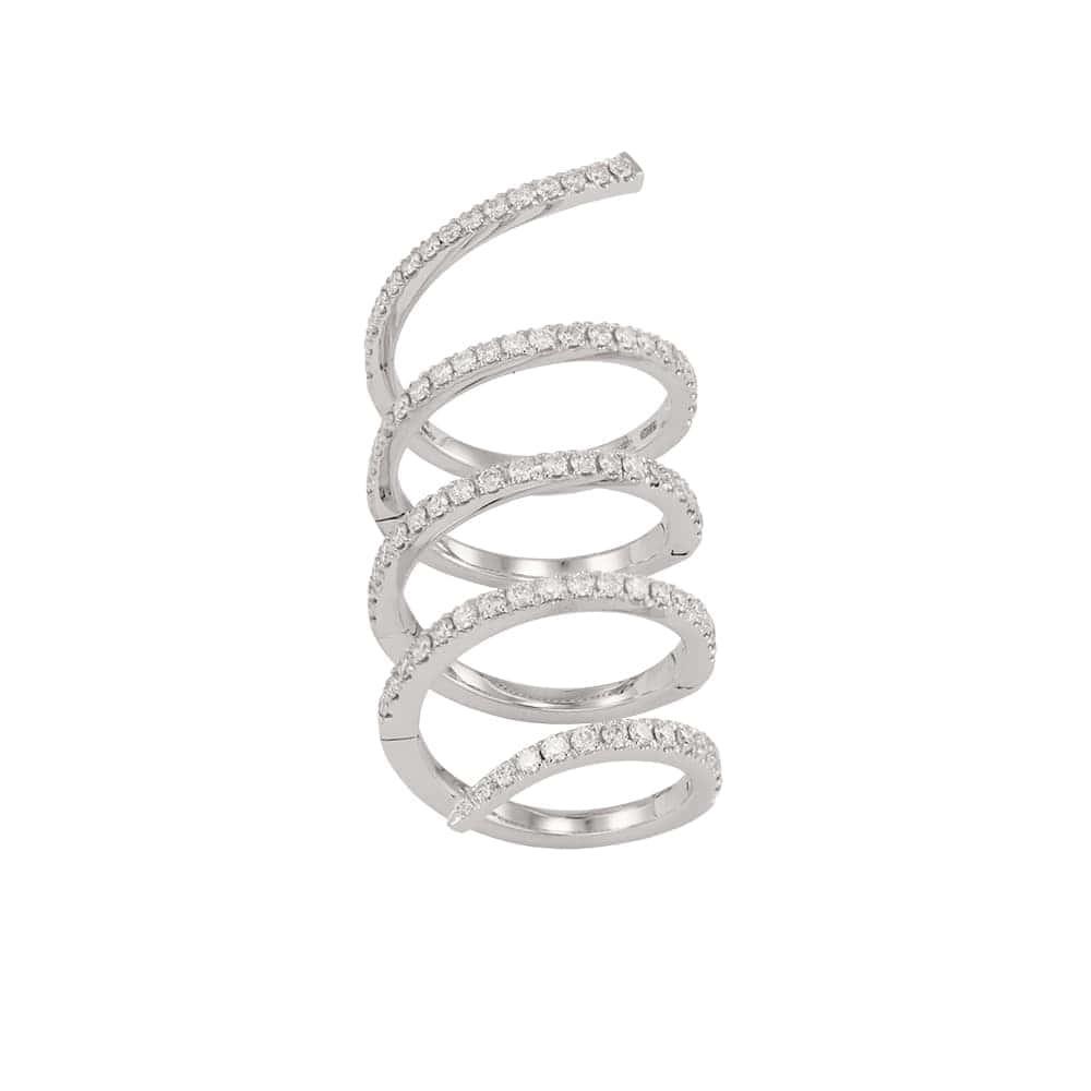 Кольцо Magic Snake Staurino Fratelli 5482A - 2