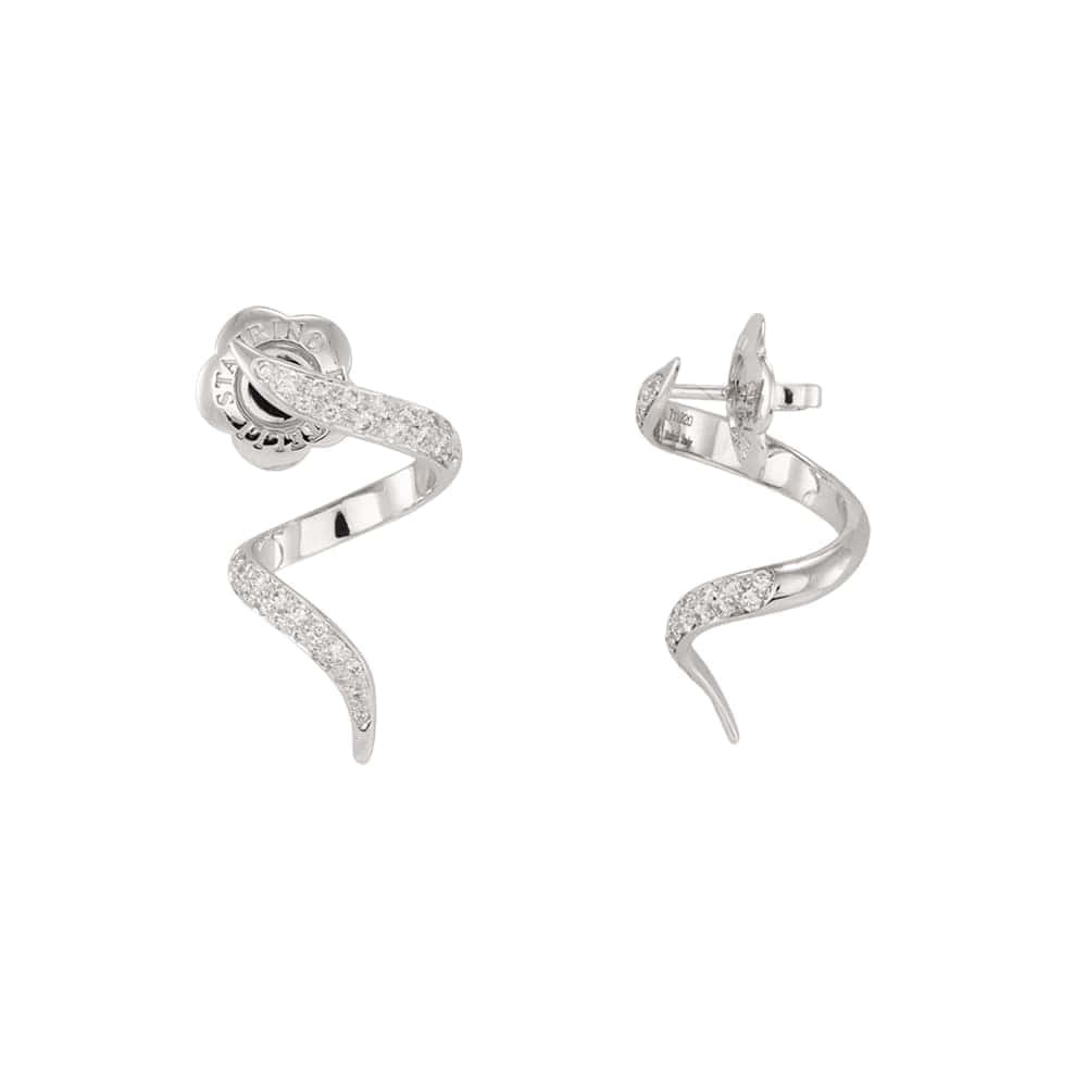 Серьги Magic Snake  Staurino Fratelli 7095B - 3