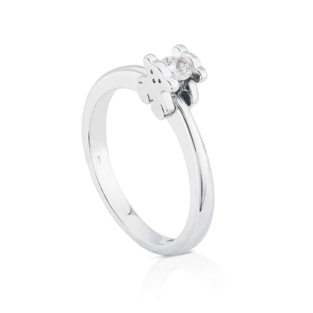 Кольцо Sweet Diamonds Tous 21.553.501.0 - 1