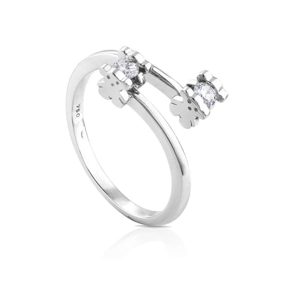 Кольцо Sweet Diamond Tous 81.553.544.0 - 1