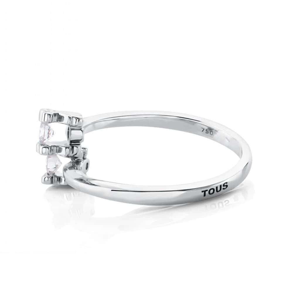 Кольцо Sweet Diamond Tous 81.553.544.0 - 3