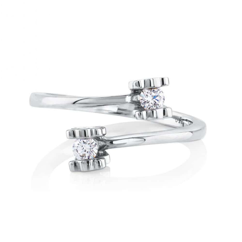 Кольцо Sweet Diamond Tous 81.553.544.0 - 2