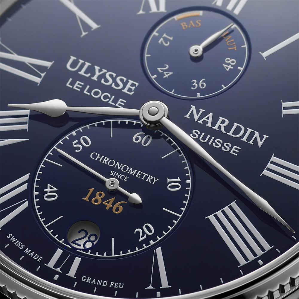 Часы Torpilleur Ulysse Nardin 1183-310LE-3AE-175/1B - 2