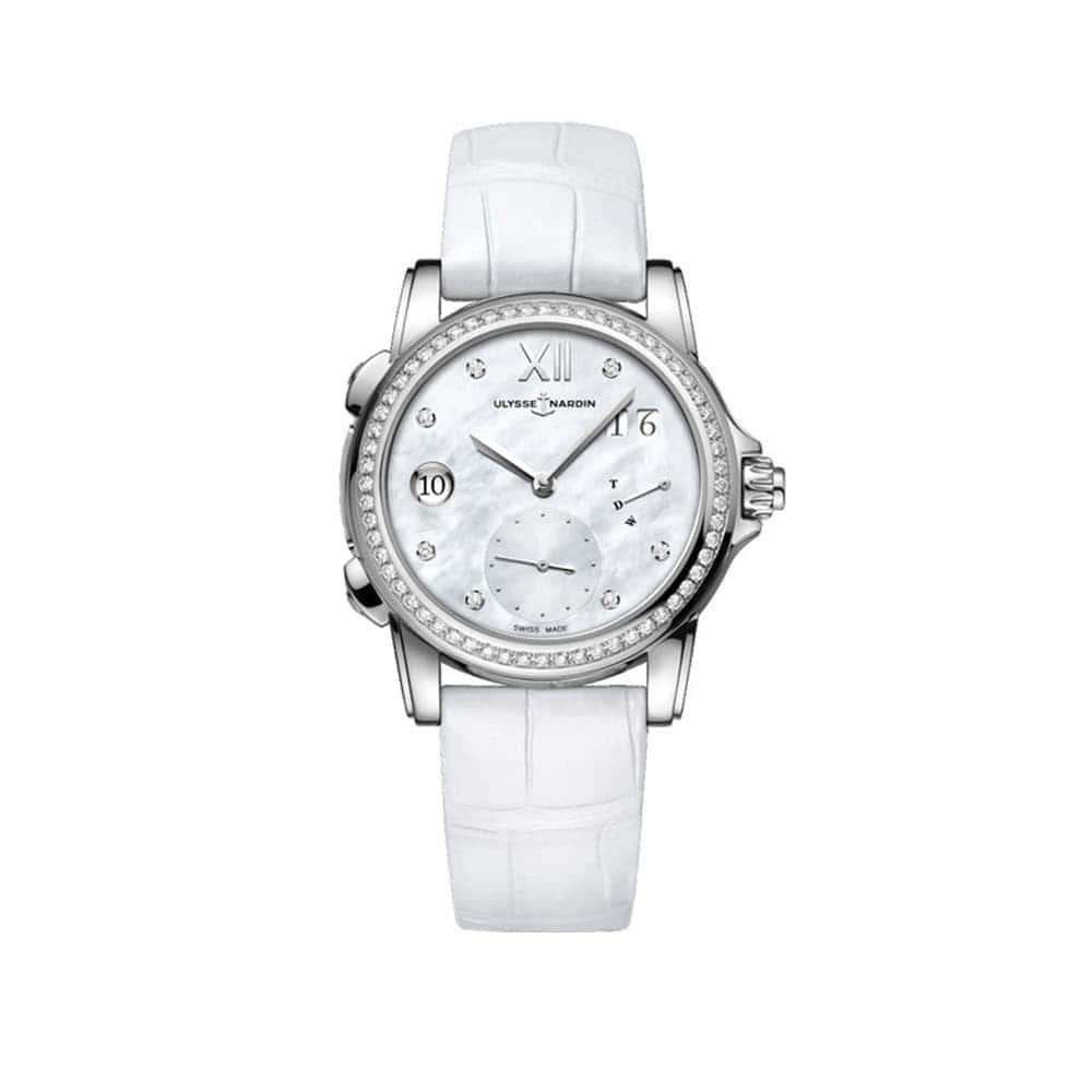 Часы Dual Time Lady Ulysse Nardin 3243-222B/390
