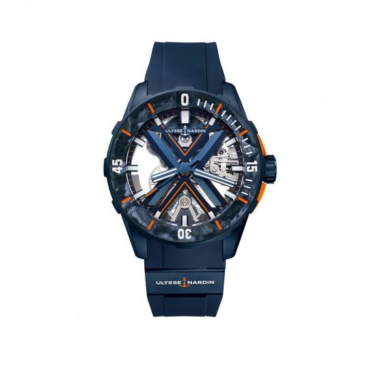 Часы Diver X Skeleton 44mm
