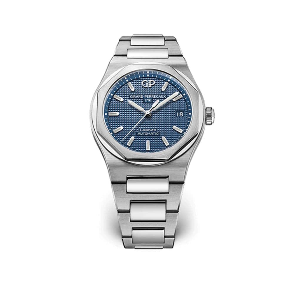 Годинник Laureato  38mm Girard-Perregaux 81005-11-431-11A