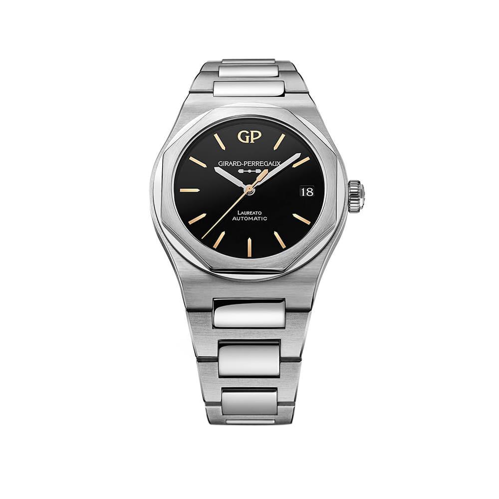 Часы Laureato 42 mm INFINITY EDITION Girard-Perregaux 81010-11-635-11A