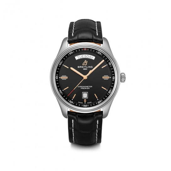 Часы Premier Automatic Day&Date 40