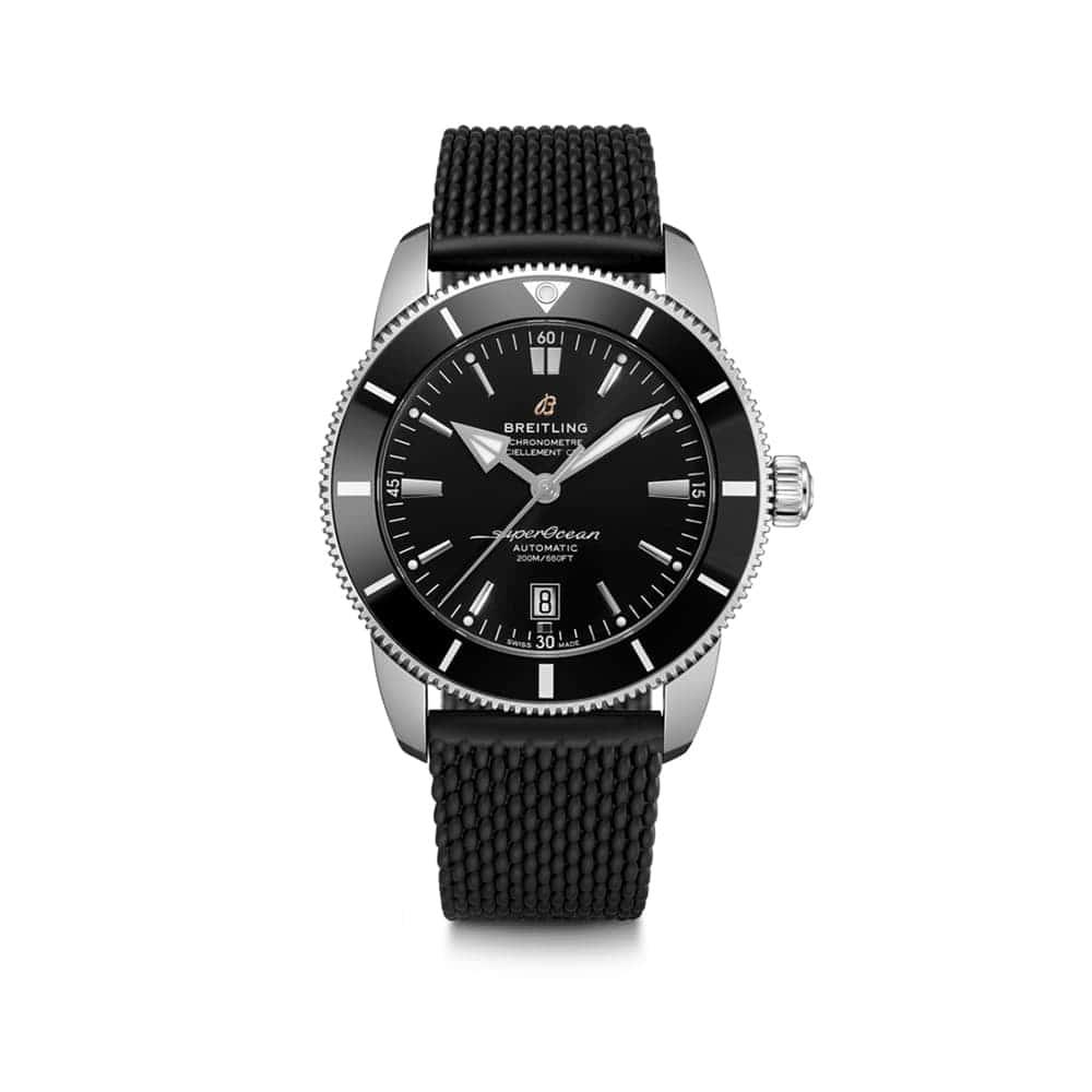 Часы Superocean Heritage B20 Automatic 46 Breitling AB2020121B1S1