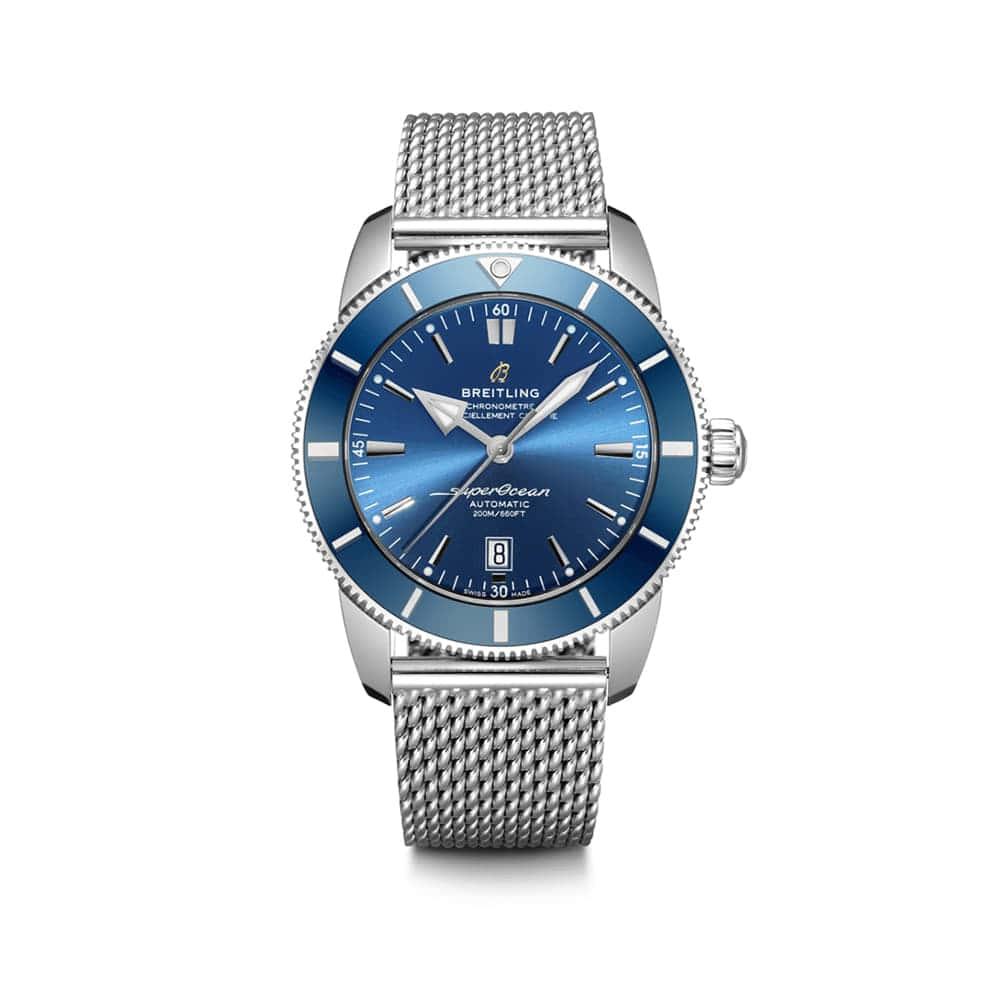 Часы Superocean Heritage B20 Automatic 46 Breitling AB2020161C1A1