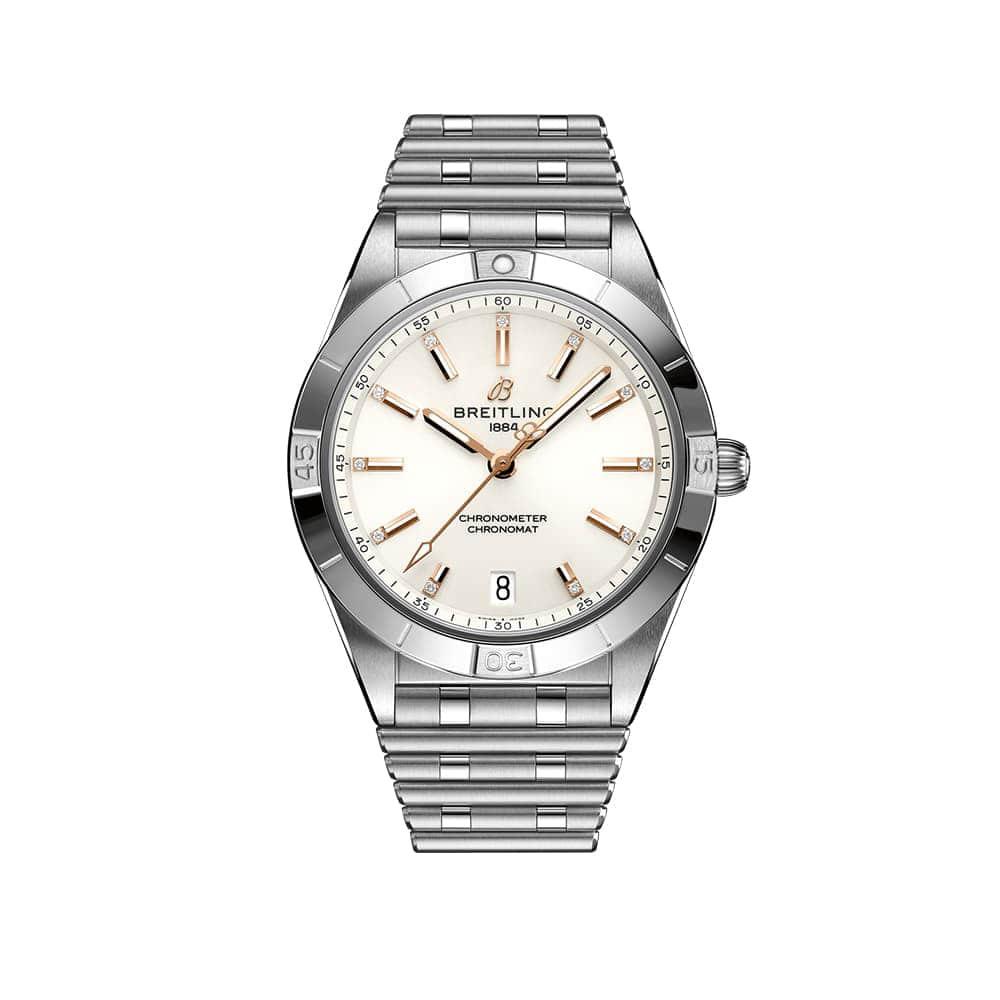 Часы Chronomat Automatic 36 Breitling A10380101A2A1 - 1