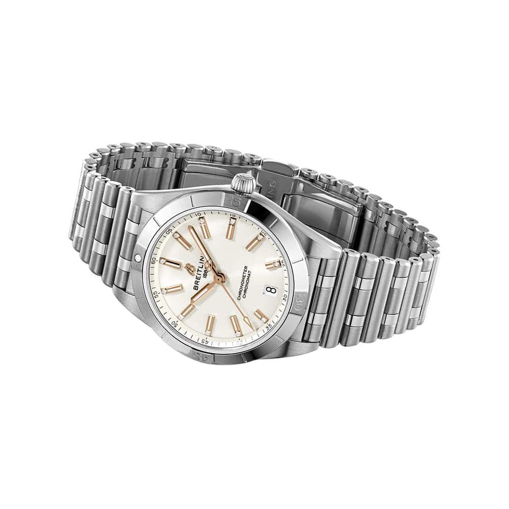 Часы Chronomat Automatic 36 Breitling A10380101A2A1 - 2