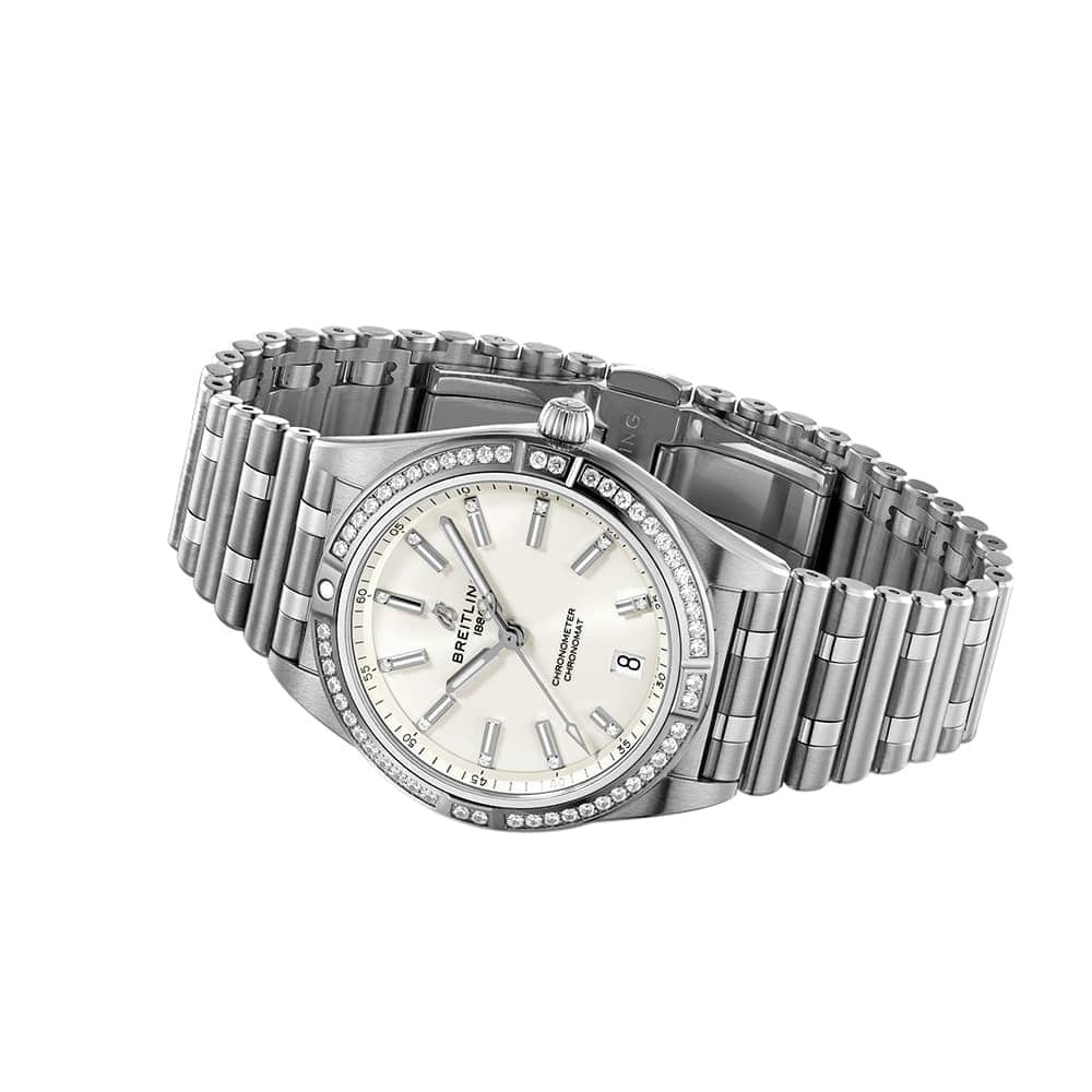 Часы Chronomat Automatic 36 Breitling A10380591A1A1 - 2
