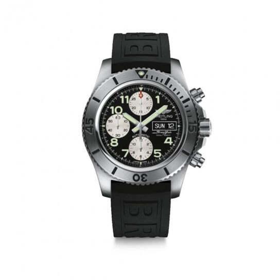 Часы Superocean Chronograph Steelfish