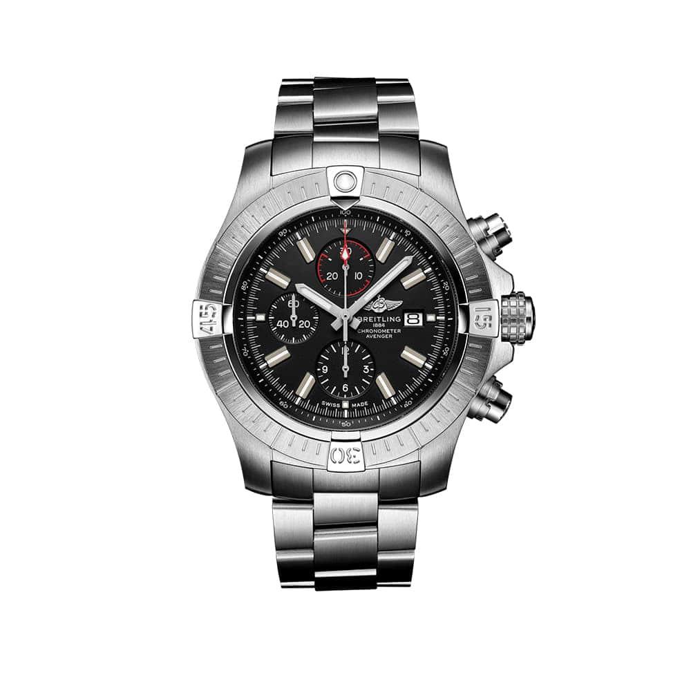 Часы Super Avenger Chronograph 48 Breitling A13375101B1A1 - 1