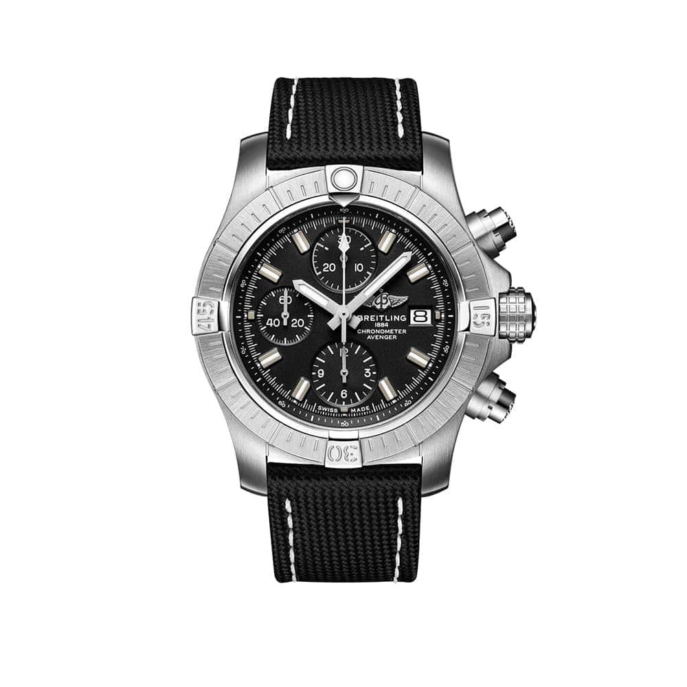 Часы Avenger Chronograph 43 Breitling A13385101B1X2 - 1