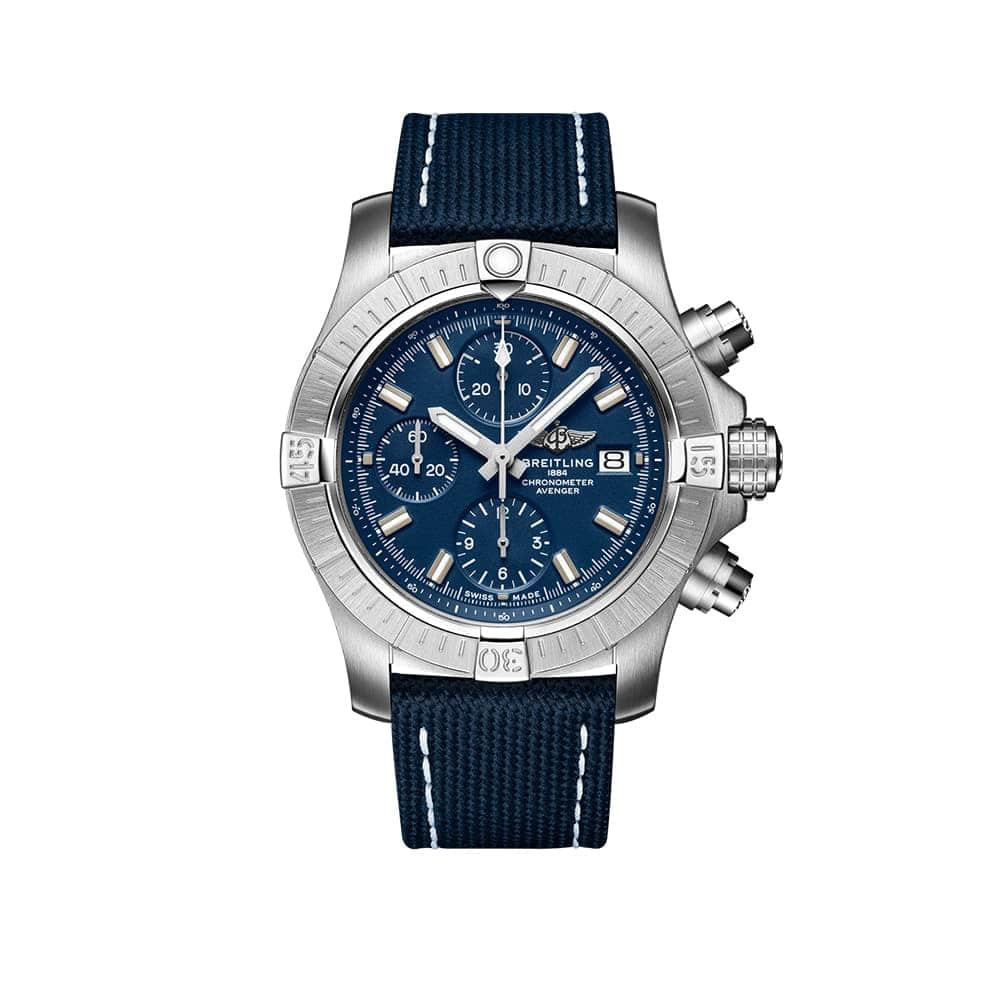 Часы Avenger Chronograph 43 Breitling A13385101C1X2 - 1