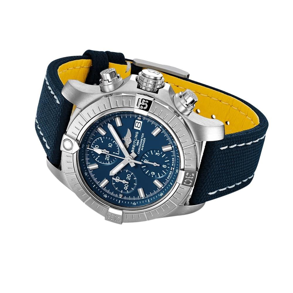 Часы Avenger Chronograph 43 Breitling A13385101C1X2 - 2