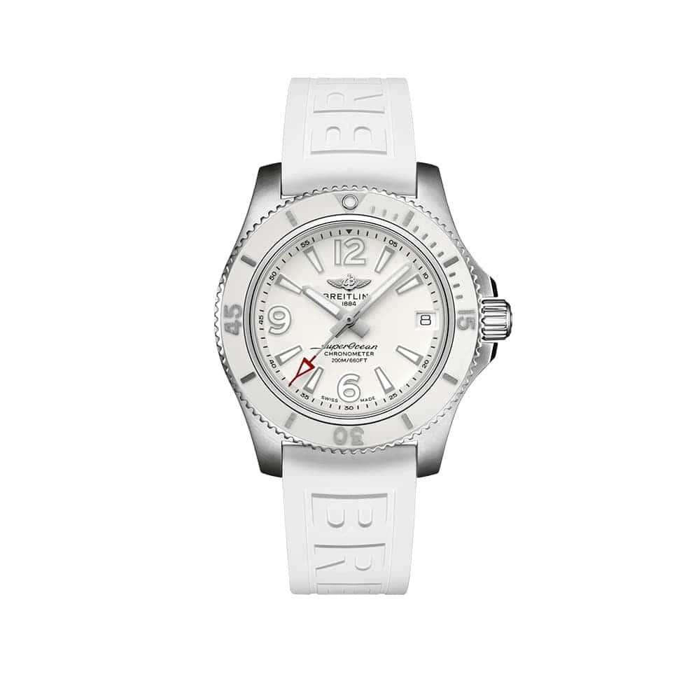 Часы Superocean Automatic 36 Breitling A17316D21A1S1