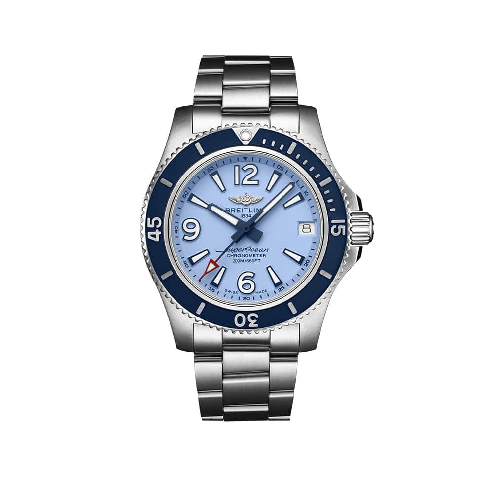 Часы Superocean Automatic 36 Breitling A17316D81C1A1 - 1