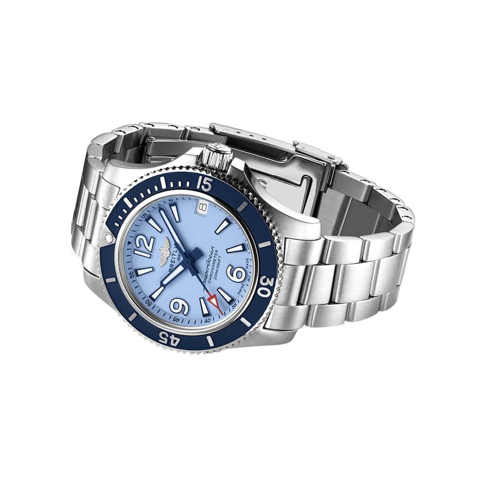 Часы Superocean Automatic 36 Breitling A17316D81C1A1 - 2