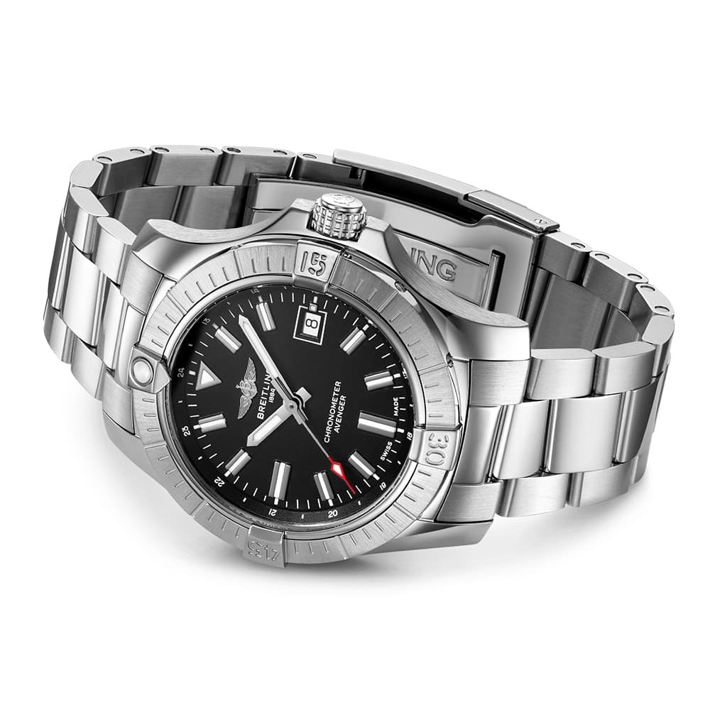 Часы Avenger Automatic 43 Breitling A17318101B1A1 - 2