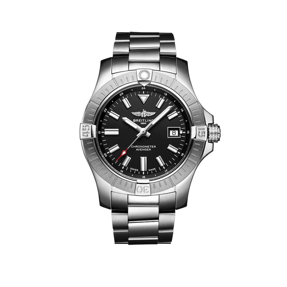 Часы Avenger Automatic 43 Breitling A17318101B1A1 - 1