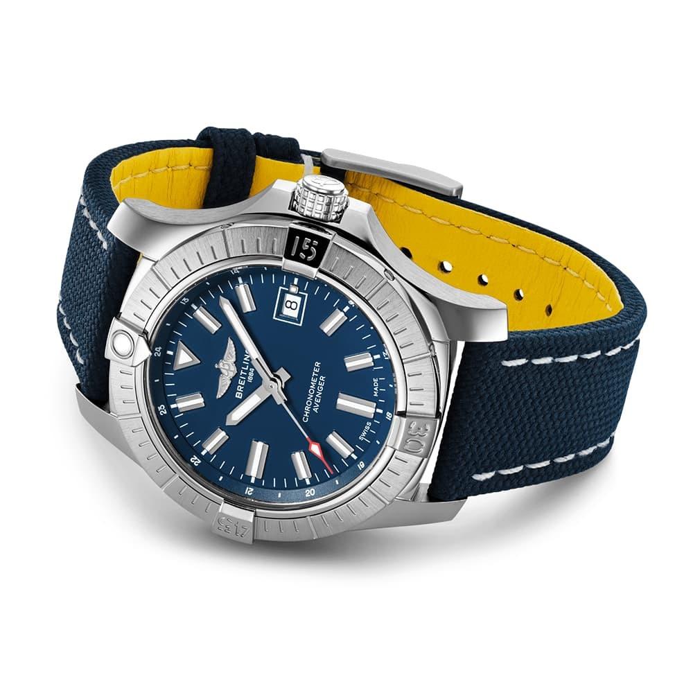 Часы Avenger Automatic 43 Breitling A17318101C1X2 - 2