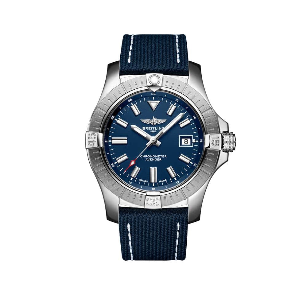 Часы Avenger Automatic 43 Breitling A17318101C1X2 - 1