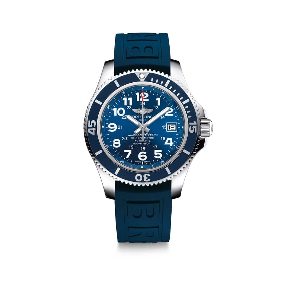 Часы  Superocean II 42 Breitling A17365D1/C915/149S