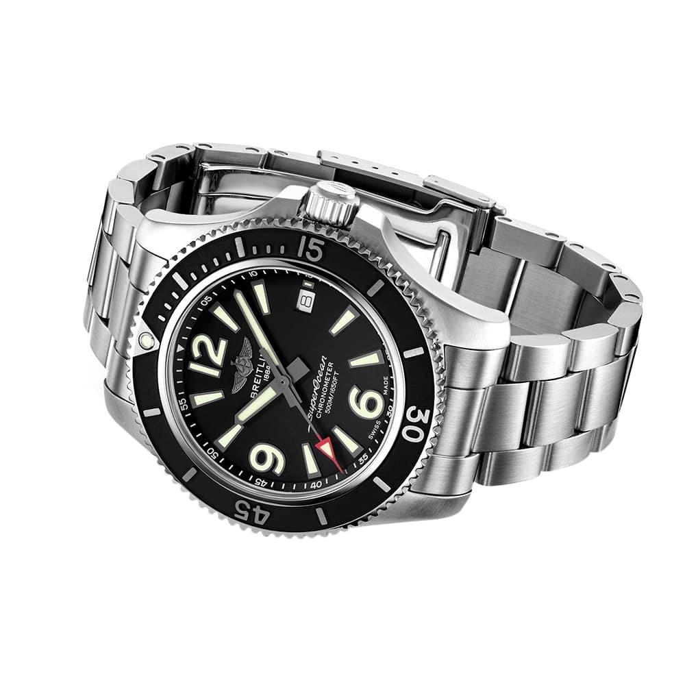 Часы Superocean Automatic 44 Breitling A17367D71B1A1 - 2