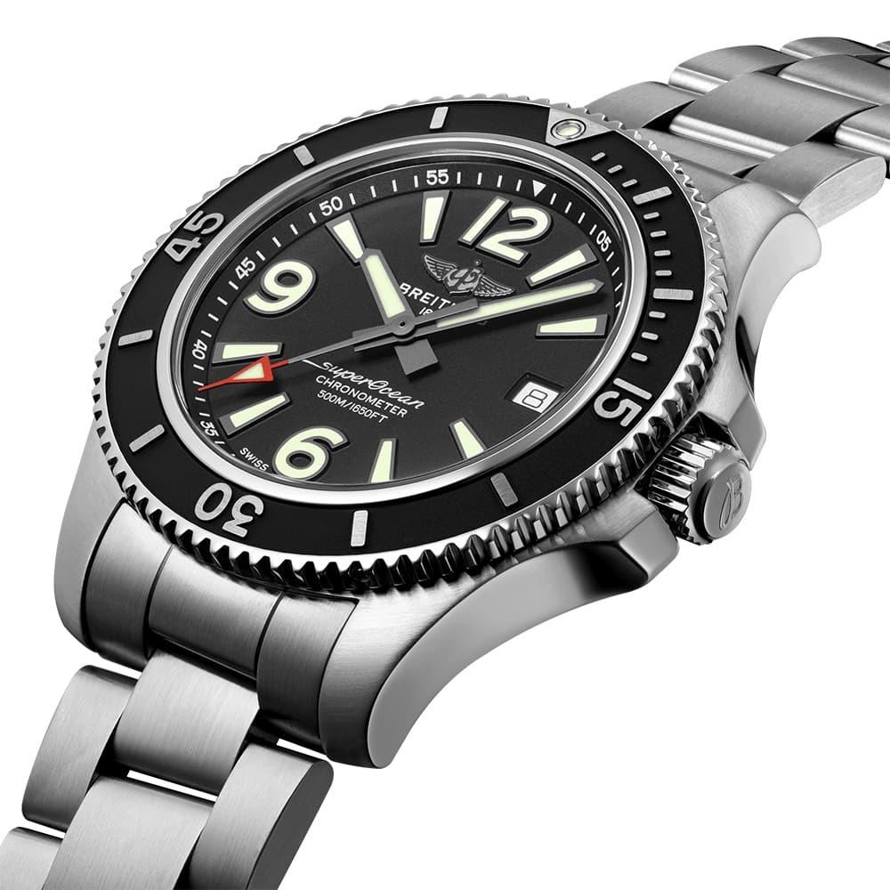 Часы Superocean Automatic 44 Breitling A17367D71B1A1 - 3