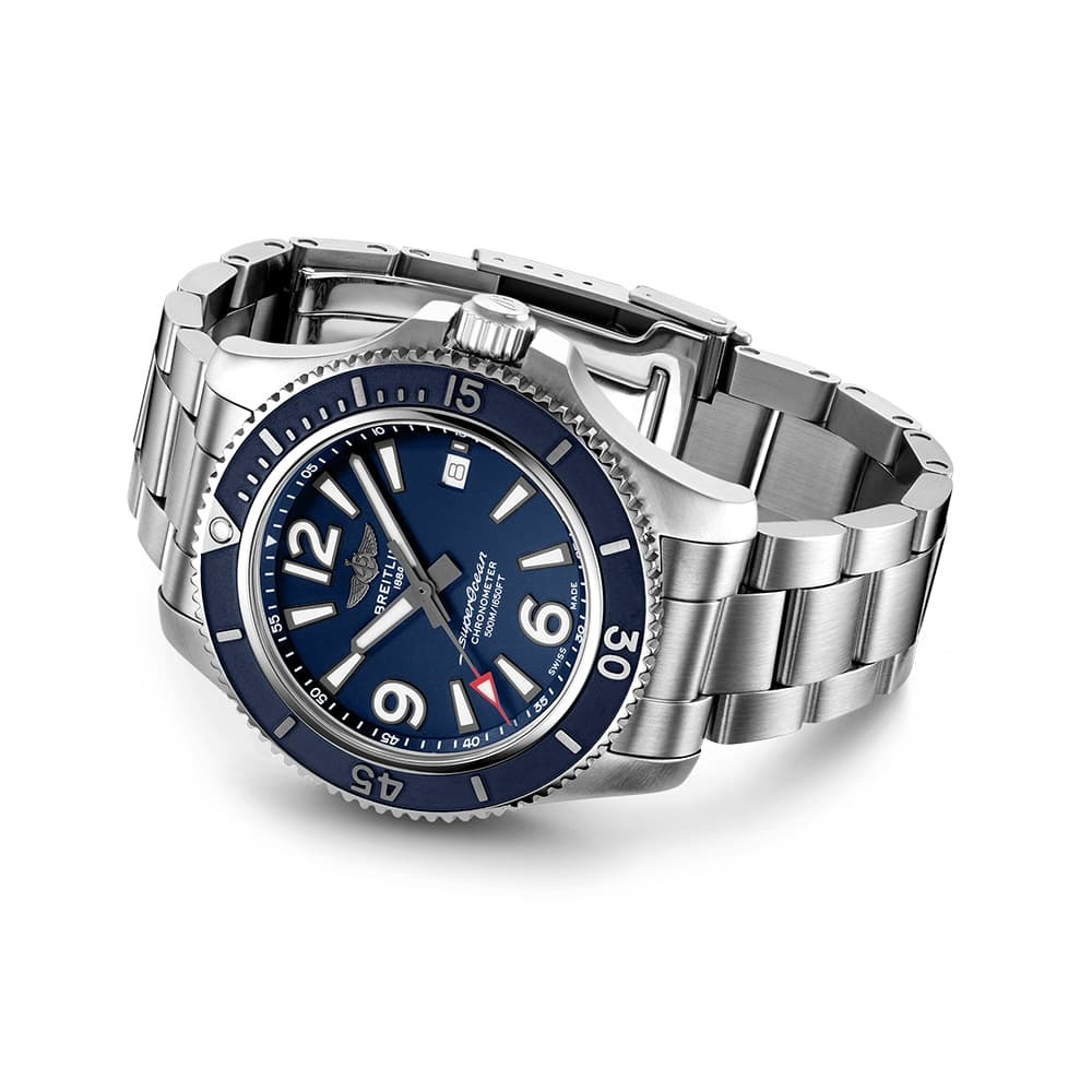 Часы Superocean Automatic 42 Breitling A17366D81C1A1 - 2