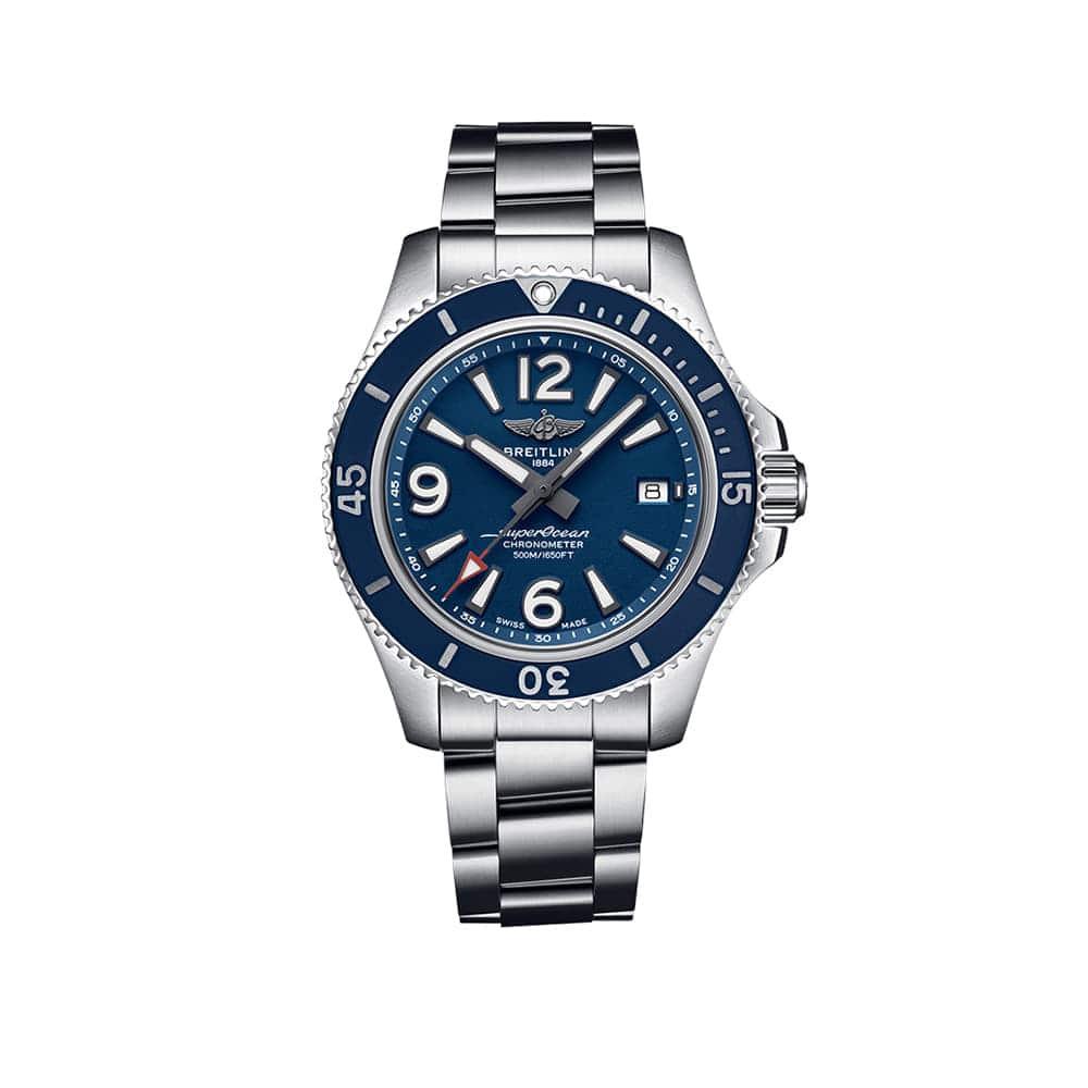 Часы Superocean Automatic 42 Breitling A17366D81C1A1 - 1