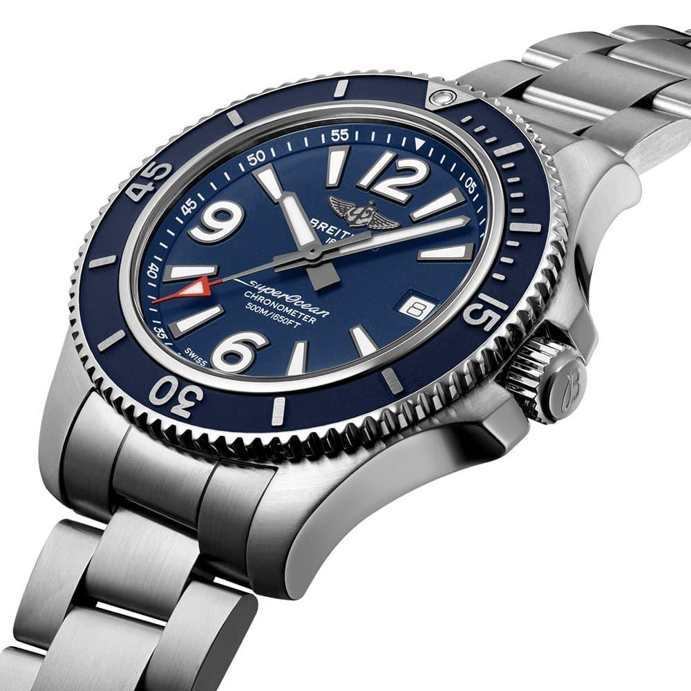 Часы Superocean Automatic 42 Breitling A17366D81C1A1 - 3