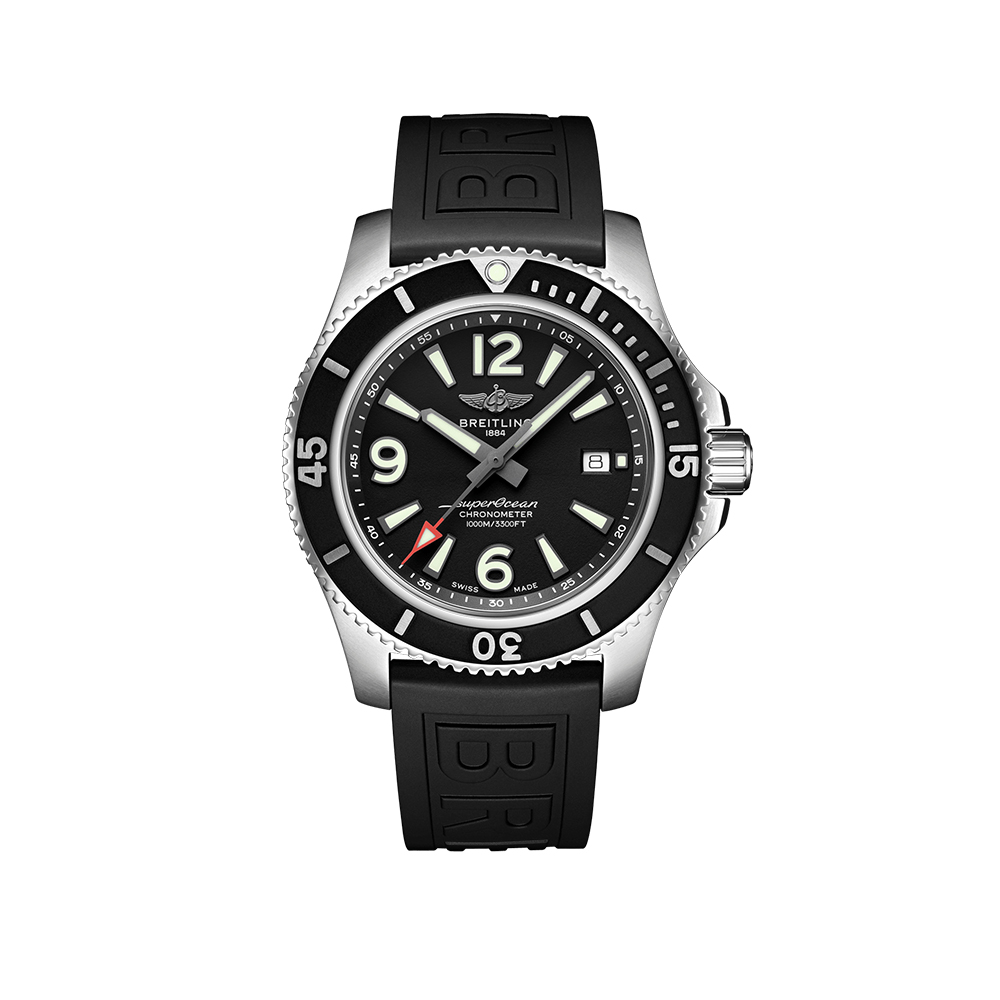 Часы Superocean Automatic 44 Breitling A17367D71B1S2