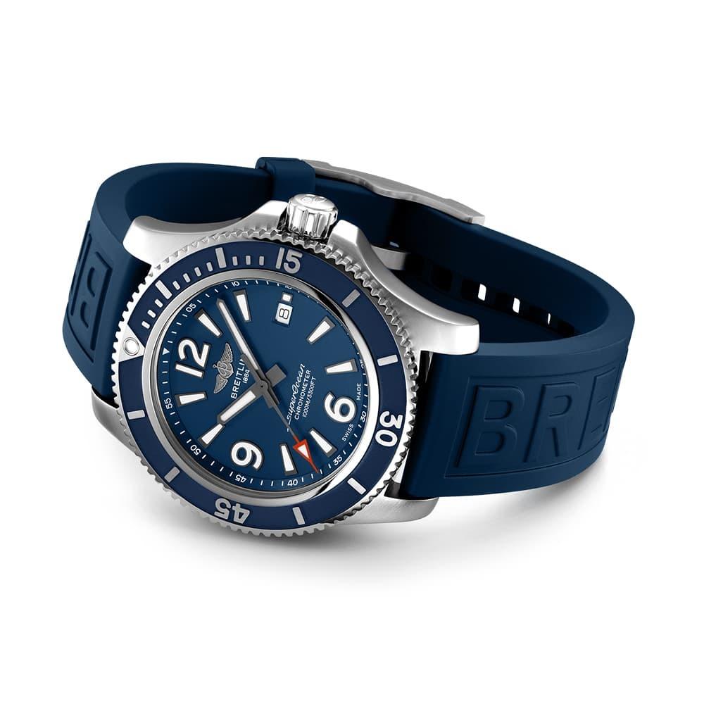 Часы Superocean Automatic 44 Breitling A17367D81C1S2 - 2