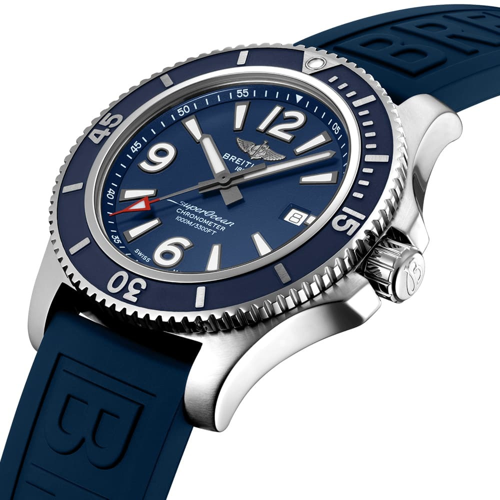 Часы Superocean Automatic 44 Breitling A17367D81C1S2 - 3
