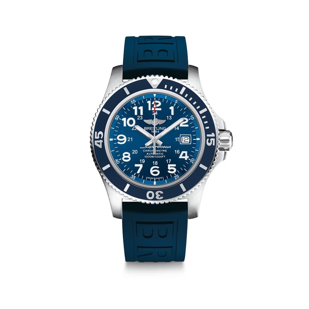 Часы Superocean II 44 Breitling A17392D81C1S2