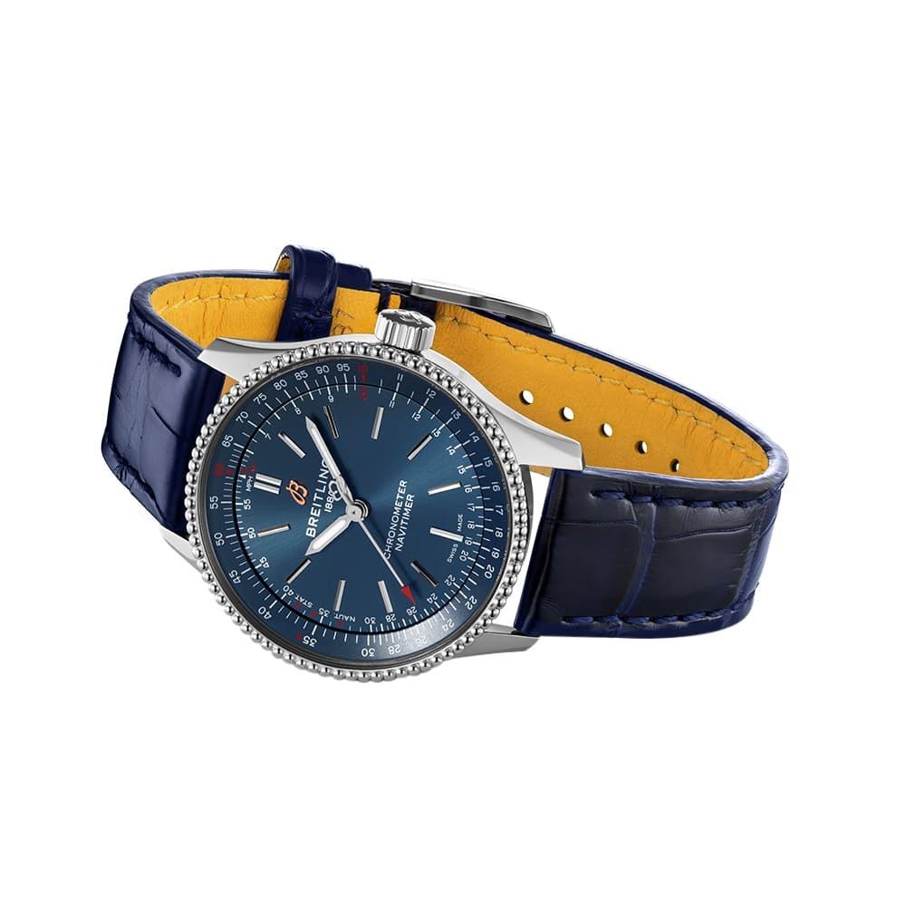 Часы Navitimer Automatic 35 Breitling A17395161C1P2 - 2