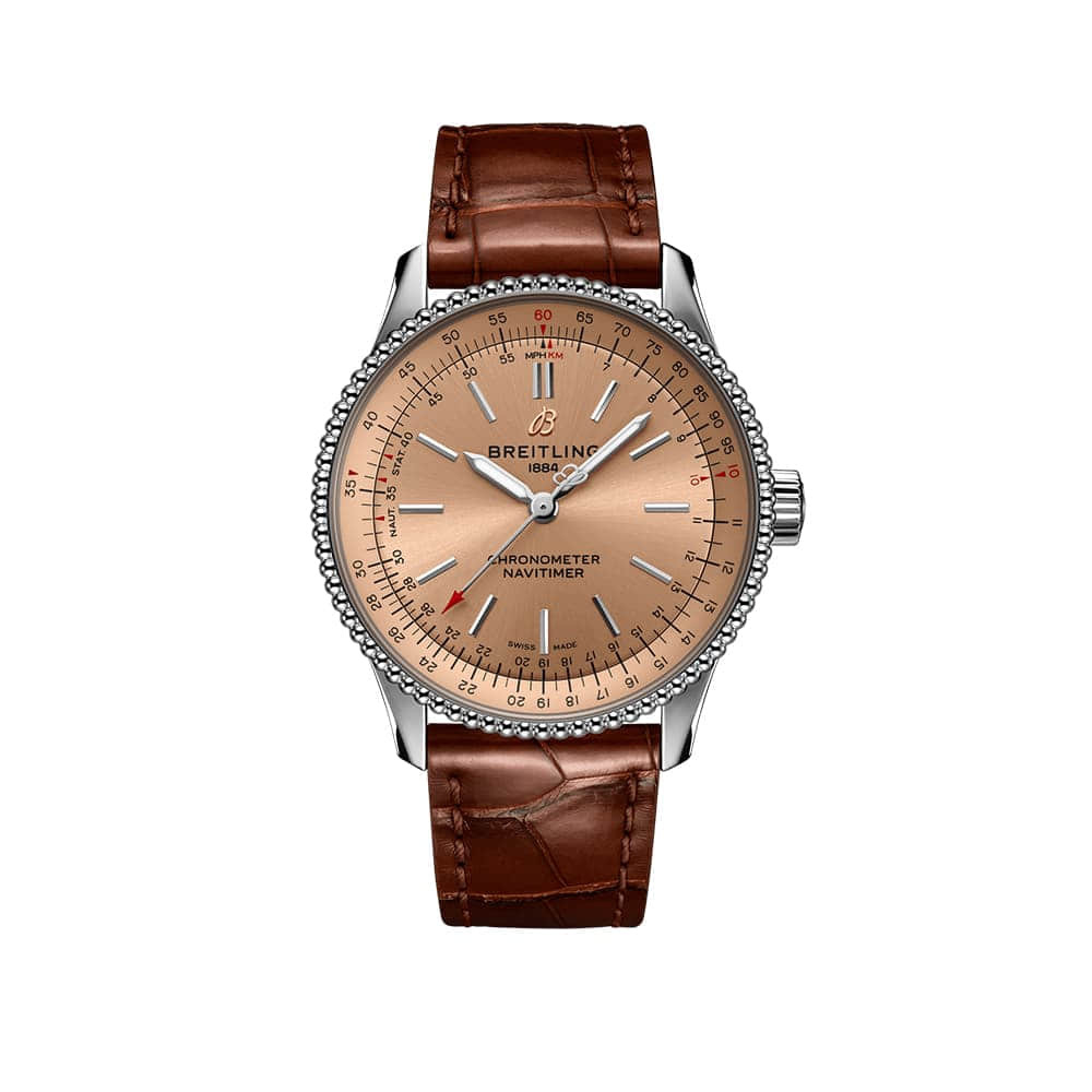 Часы Navitimer Automatic 35 Breitling A17395161K1P2 - 1