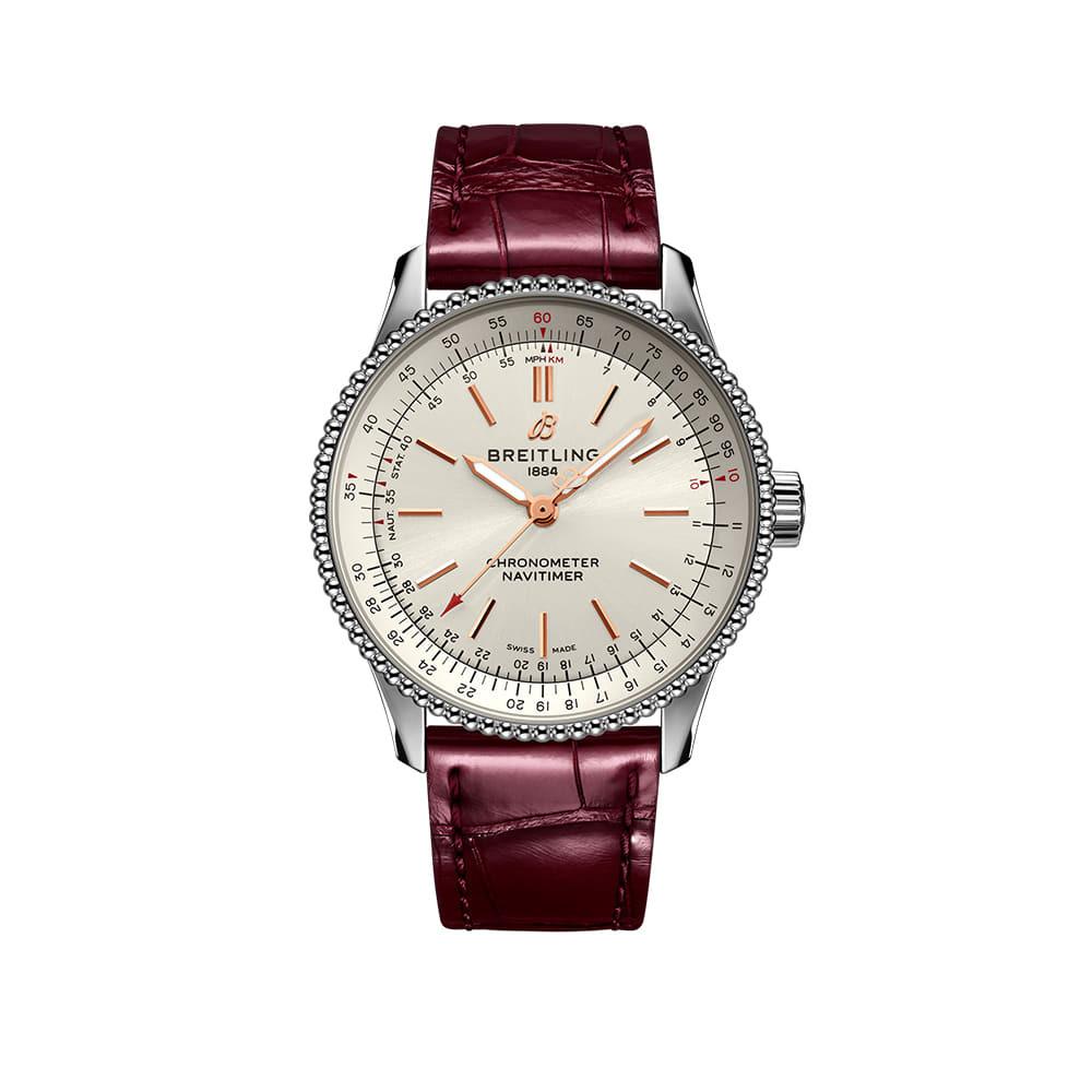 Часы Navitimer Automatic 35 Breitling A17395F41G1P2 - 1