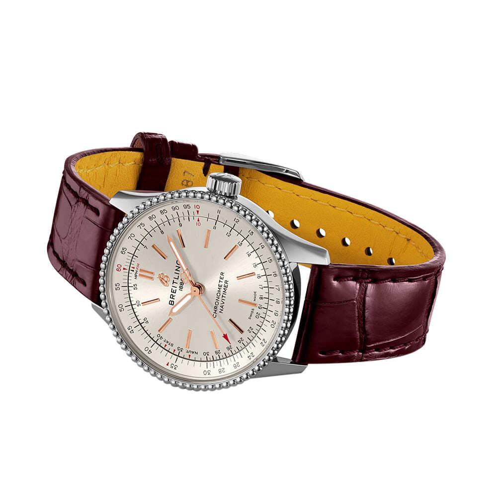 Часы Navitimer Automatic 35 Breitling A17395F41G1P2 - 2