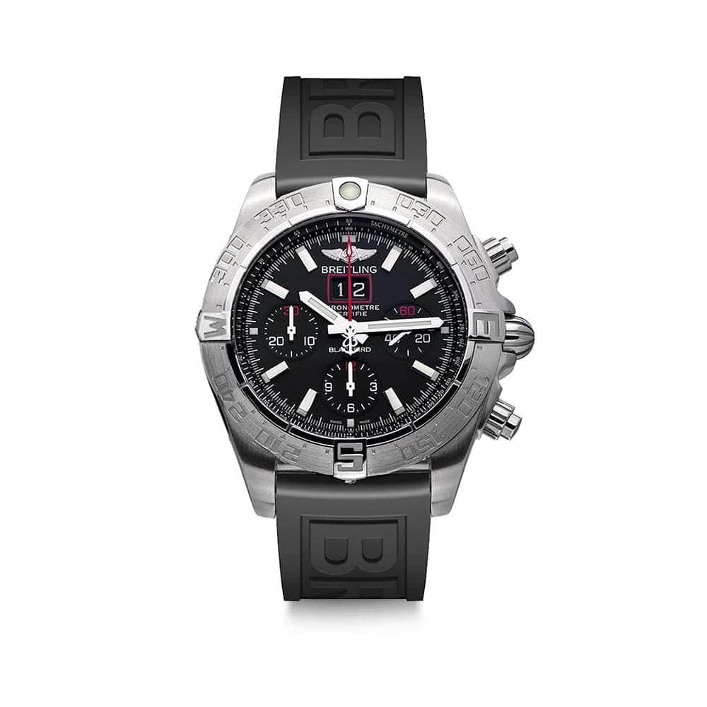 Часы  Chronomat Blackbird Breitling A4436010/BB71/134S