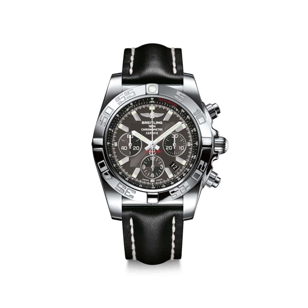 Часы Chronomat 44  Breitling AB011012/M524/435X