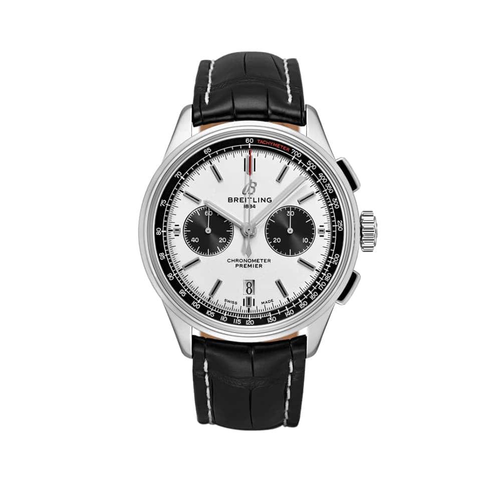 Часы Premier B01 Chronograph 42 Breitling AB0118221G1P1
