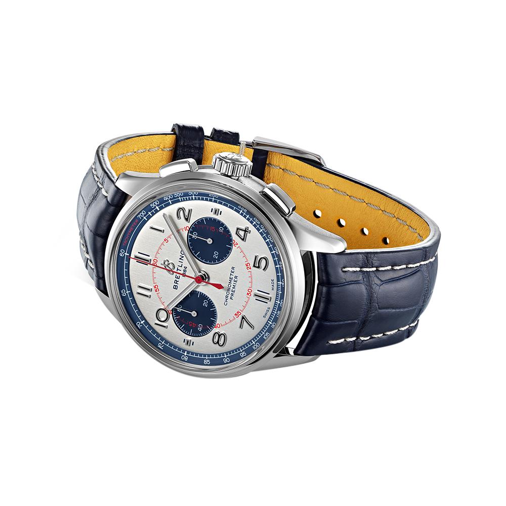 Часы Premier B01 Chronograph 42 Bentley Mulliner Limited Edition Breitling AB0118A71G1P2 - 2