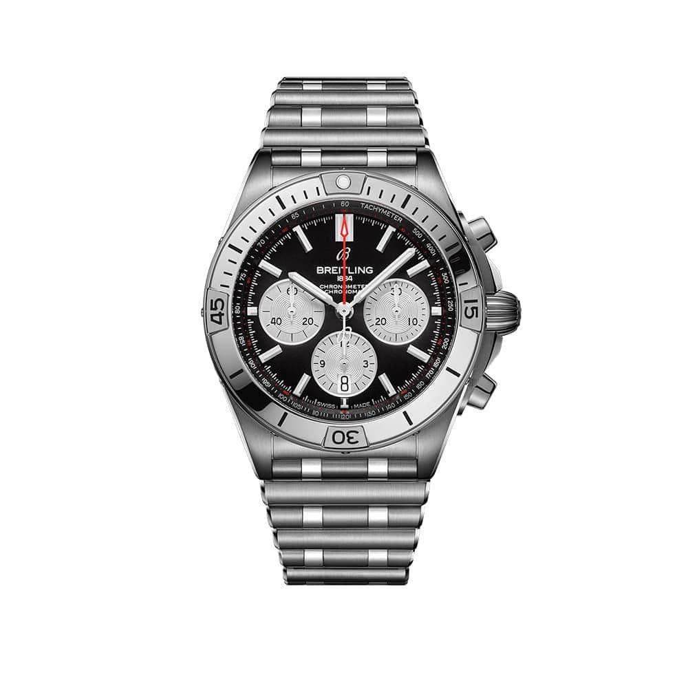 Часы Chronomat B01 42 Breitling AB0134101B1A1 - 1