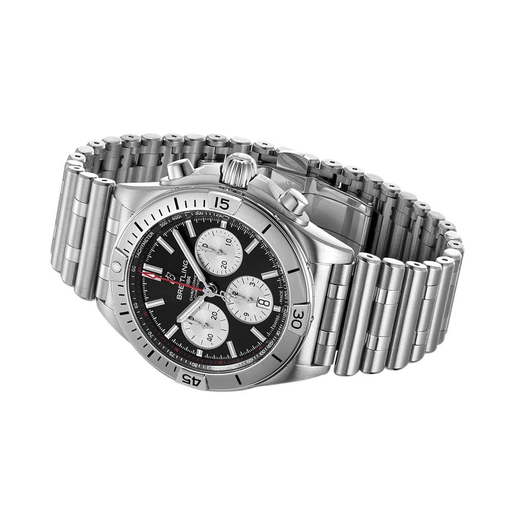 Часы Chronomat B01 42 Breitling AB0134101B1A1 - 2